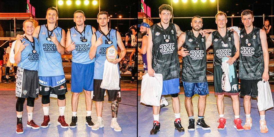 В Дніпрі пройшов турнір з баскетболу 3х3