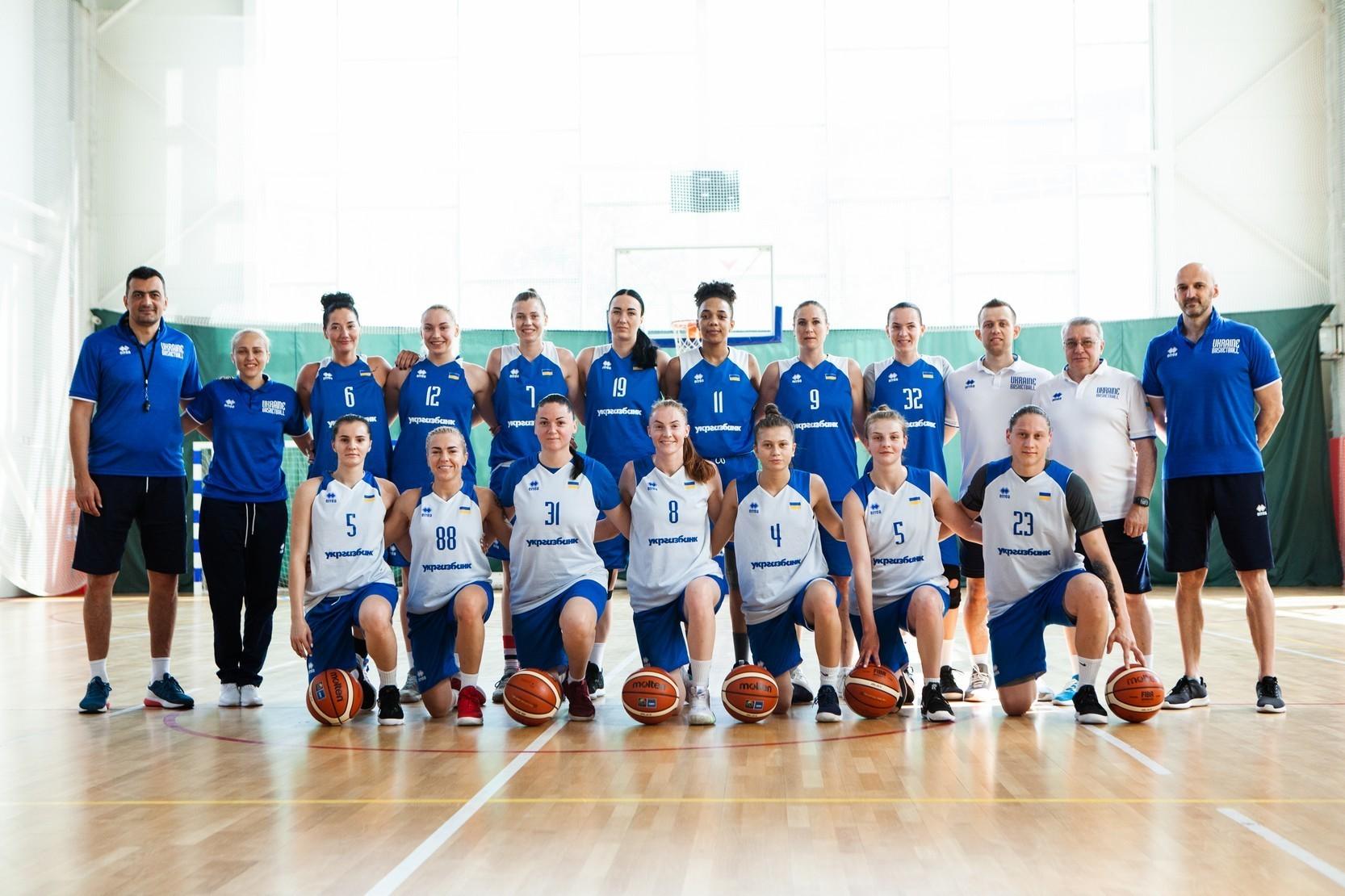 Бошкович назвав 12 гравців збірної України, які вирушать на ЄвроБаскет-2019