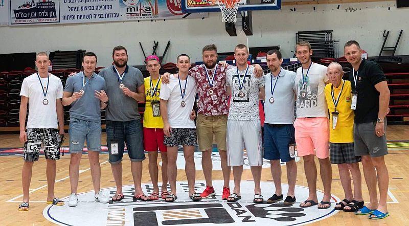 Українські баскетболісти вибороли бронзу на Friendship games