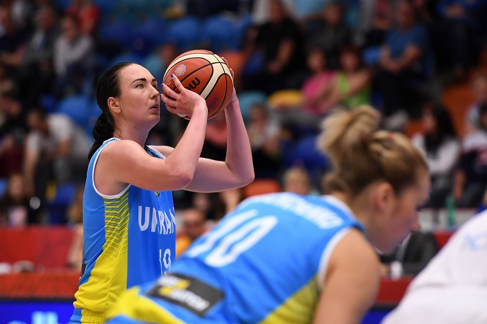 Телеканал XSPORT покаже матчі збірної України на ЄвроБаскеті-2019
