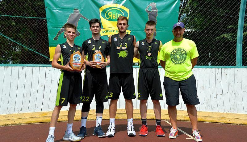 Зіграно етап чемпіонату України УСЛ 3х3 у Снятині