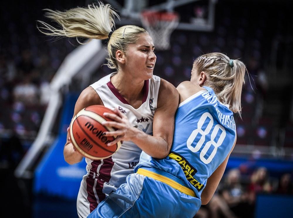 Збірна України програла Латвії у другому матчі Євробаскету-2019