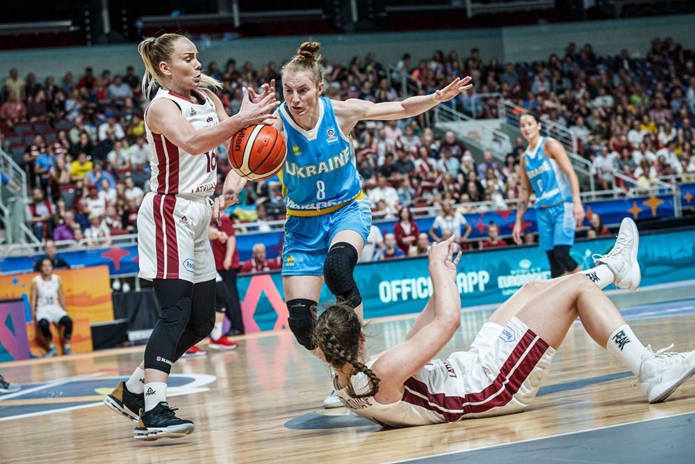 Латвія - Україна: фотогалерея другого матчу збірної на Євробаскеті-2019