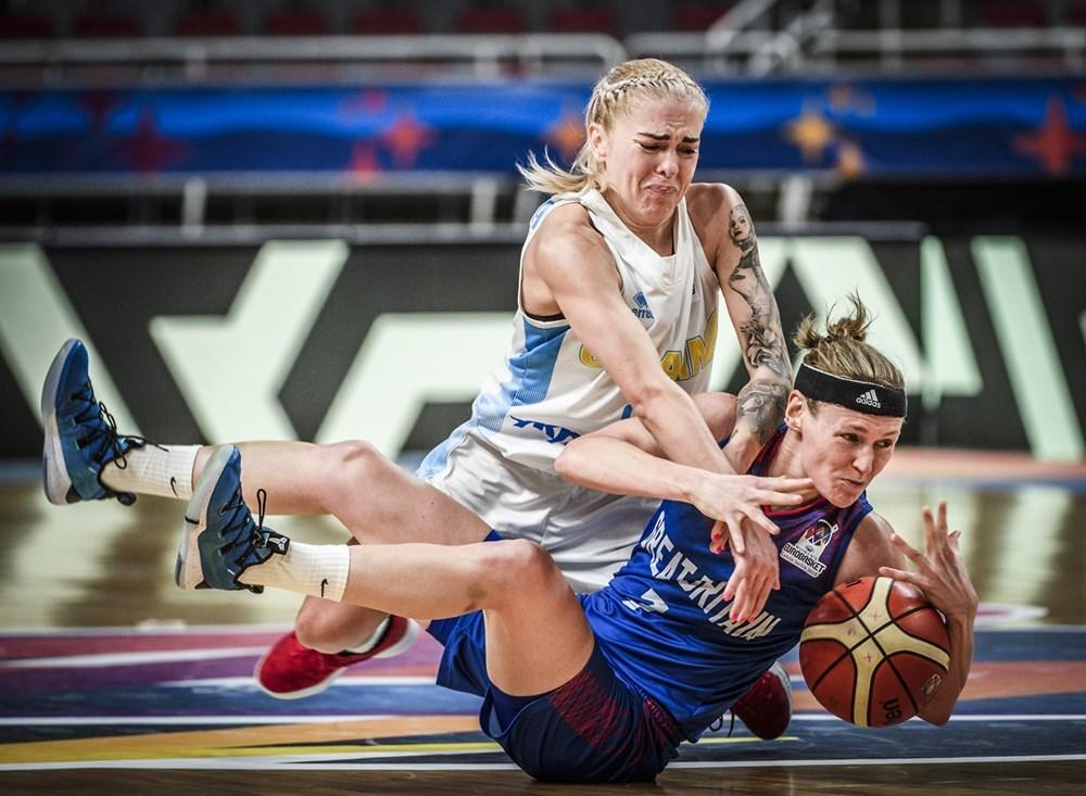 Україна поступилась Великій Британії на ЄвроБаскеті-2019: відеоогляд матчу