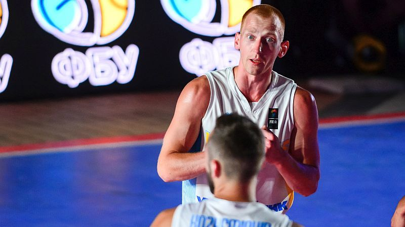 Збірна України програла другий матч кваліфікації чемпіонату Європи 3х3