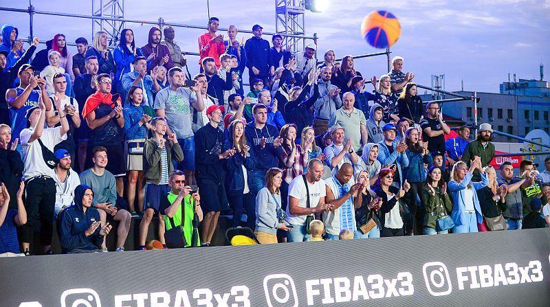 У Києві визначилися учасники чемпіонату Європи з баскетболу 3х3
