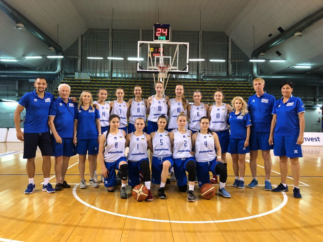 Збірна України U-18 виступила на турнірі в Італії