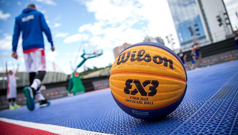 Відомі всі учасники чемпіонату Європи з баскетболу 3х3