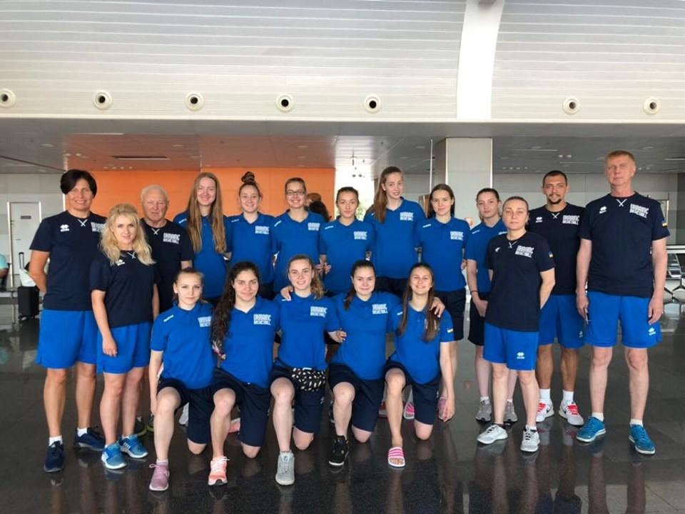 Збірна України U-18 відправилась на чемпіонат Європи у Скоп'є
