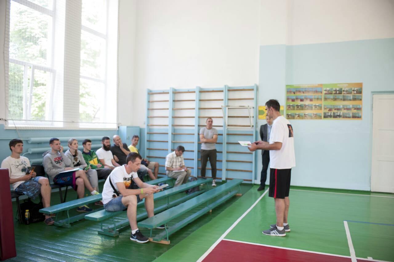 Другий етап підготовки тренерів категорій Аі В стартує наприкінці липня