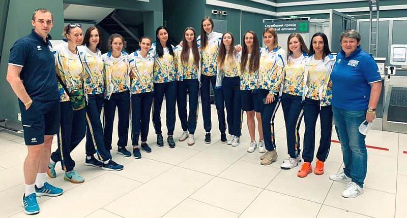 Жіноча збірна України втретє програла на Універсіаді