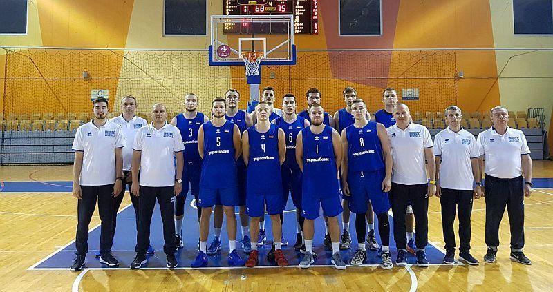 Збірна України зіграє з Фінляндією на Універсіаді