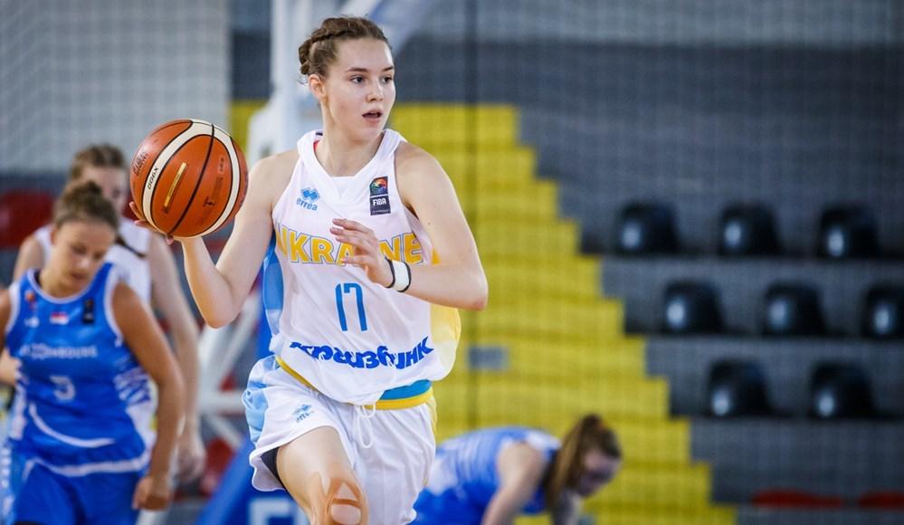 Українка Киба лідерка за статистикою на Чемпіонаті Європи