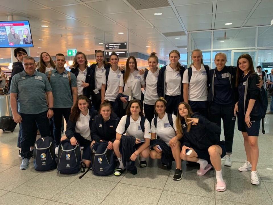 Жіноча збірна України U-20 поступилась збірній Іспанії