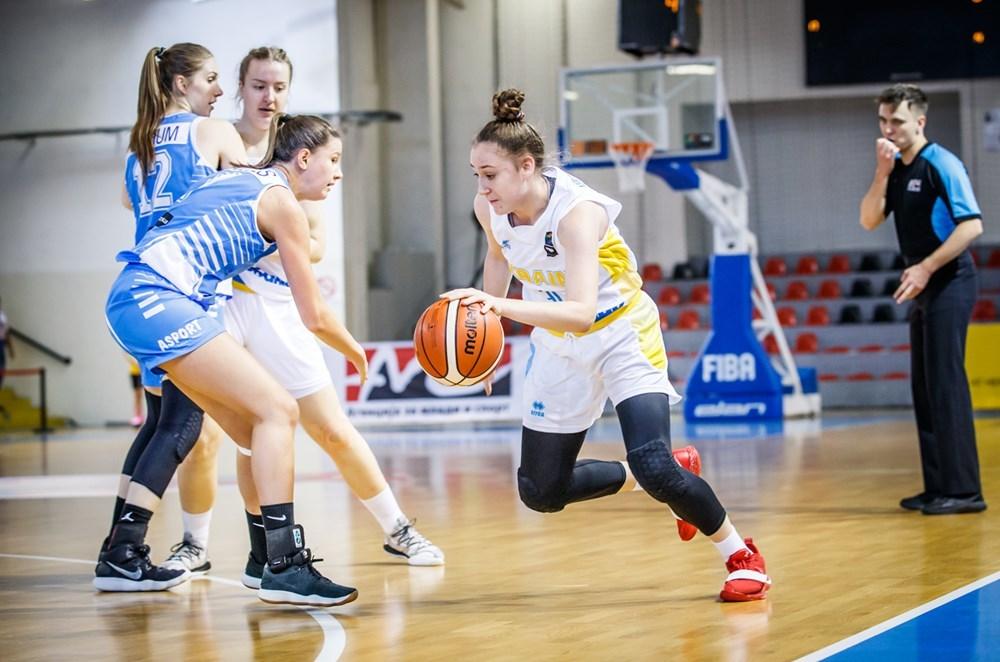 Збірна України U-18 поступилась Нідерландам