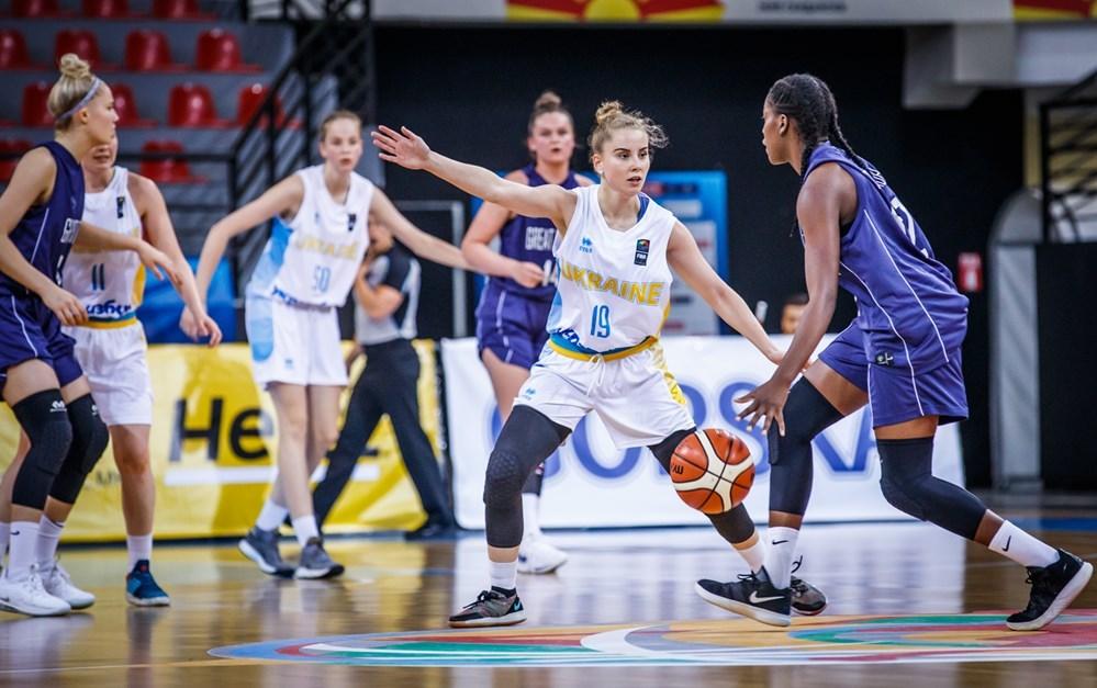 Жіноча юніорська збірна України вдруге перемогла на чемпіонаті Європи