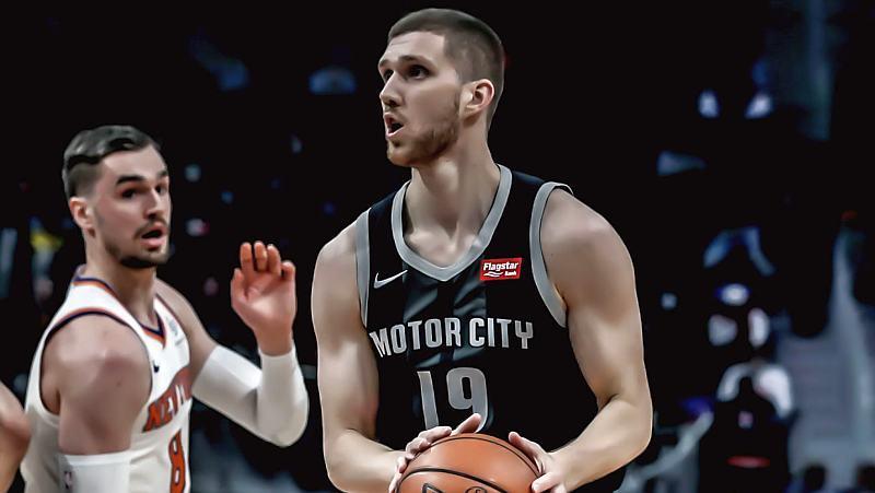 Михайлюк: багато навчився за сезон у НБА