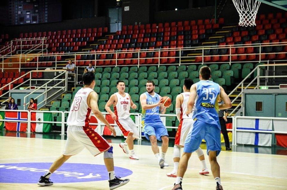 Збірна України зіграє з Австралією за вихід у фінал Універсіади