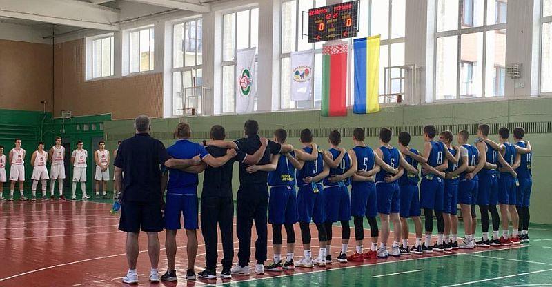 Українські юніори поступилися в Білорусі