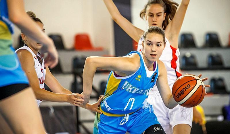 Жіноча збірна U-18 здобула третю перемогу на чемпіонаті Європи