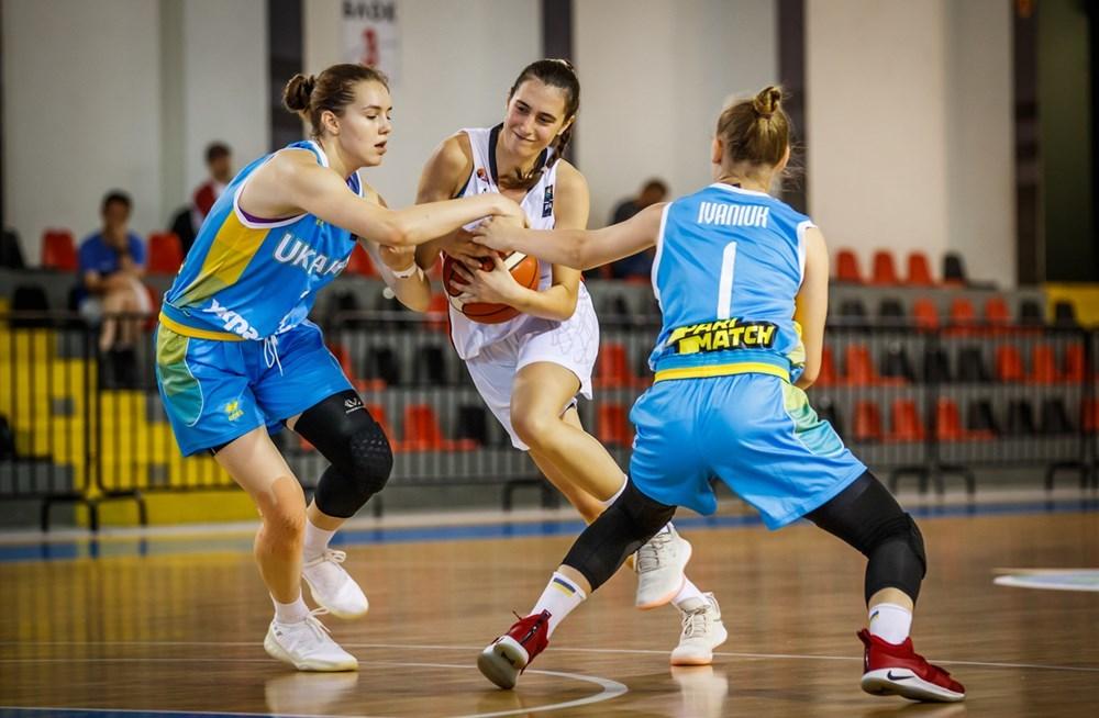 Збірна України поступилася Словаччині в класифікації чемпіонату Європи