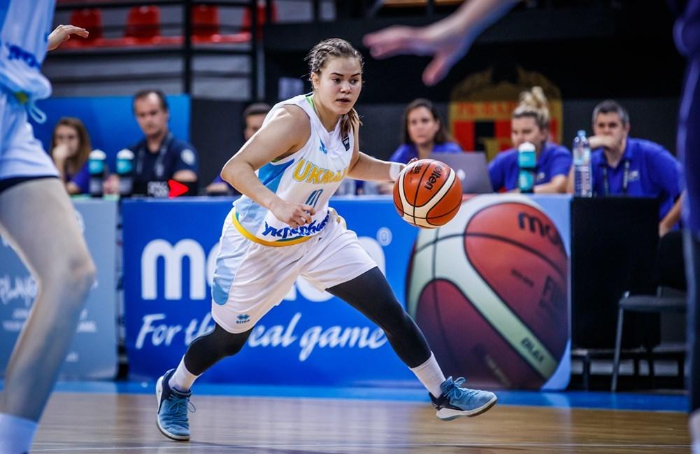 Збірна України U-18 зіграє проти Ісландії на чемпіонаті Європи