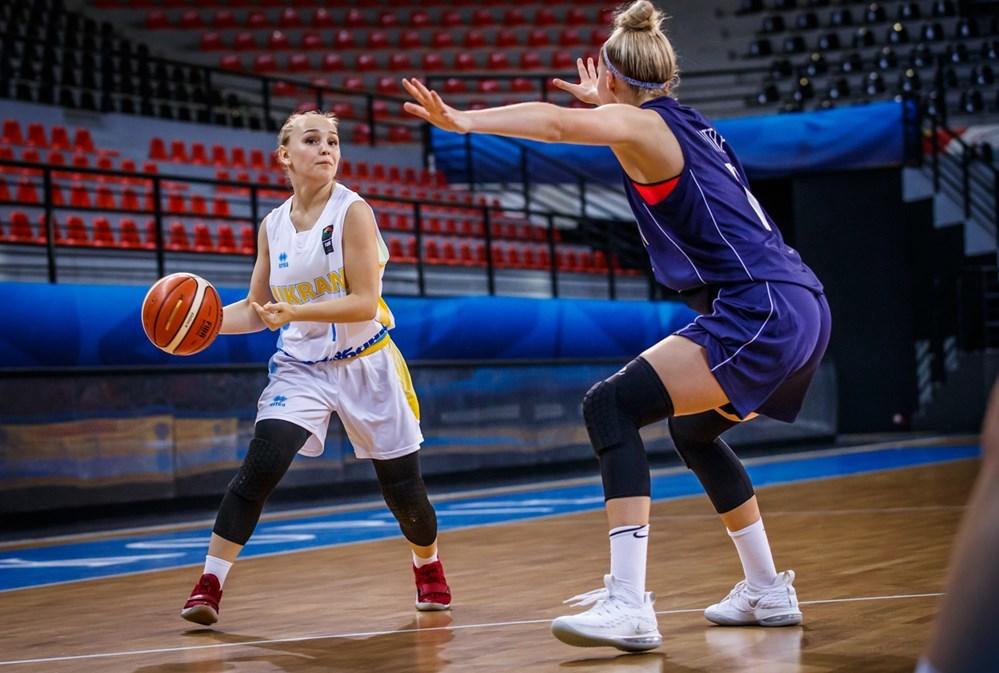 Жіноча збірна України U-18 перемогла Ісландію
