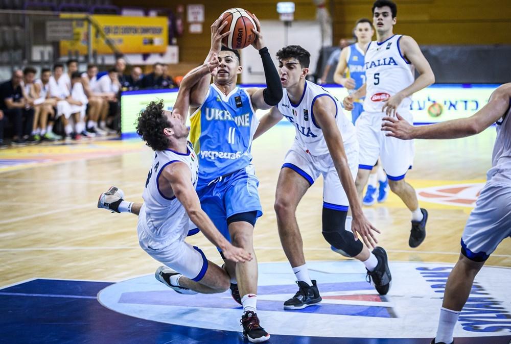 Збірна України поступилась Італії на Чемпіонаті Європи