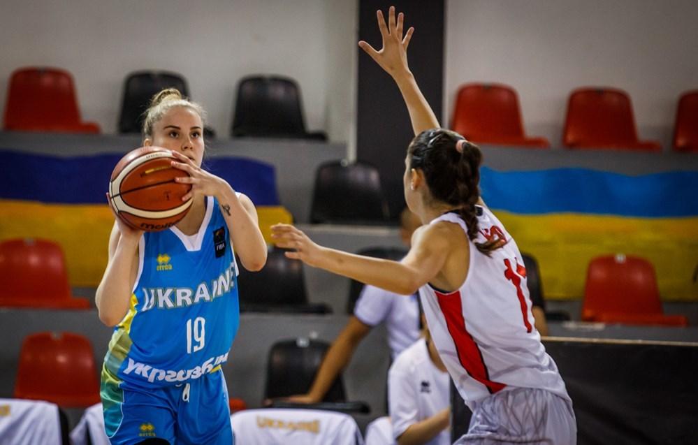 Україна – Люксембург: відео матчу чемпіонату Європи U-18