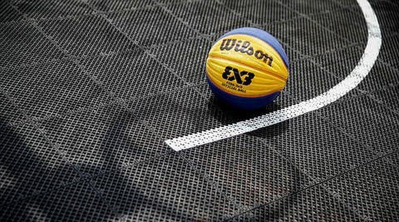 Збірна України виступила на етапі Жіночої серії 3х3 в Італії