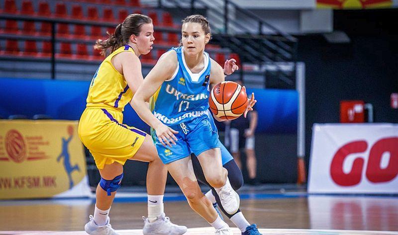 Українка Киба стала другою за результативністю на чемпіонаті Європи