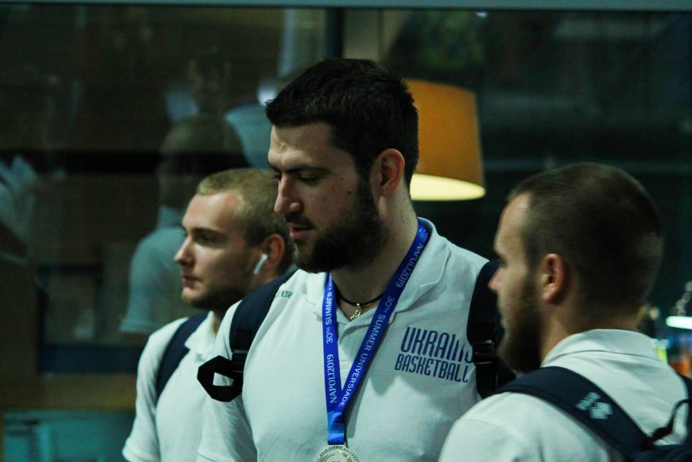 В'ячеслав Петров: ми показали, що Україна – це і баскетбольна країна теж