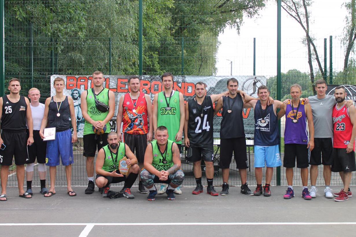 Визначилися переможці Battlegrounds of Chernigiv