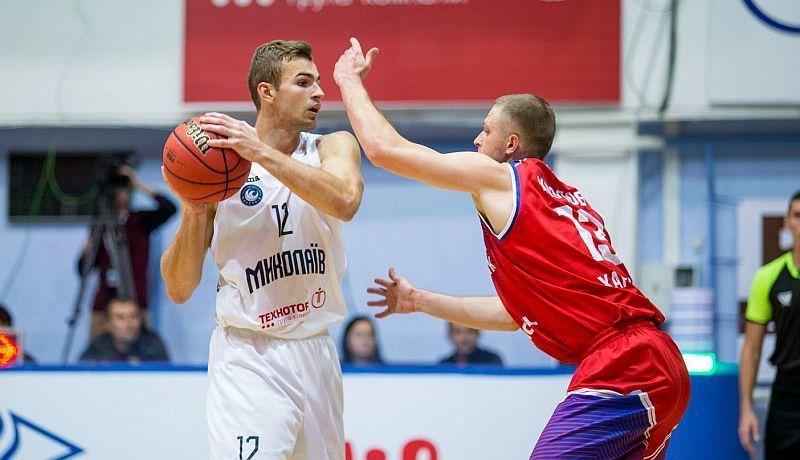 Антон Мусієнко став гравцем Київ-Баскета