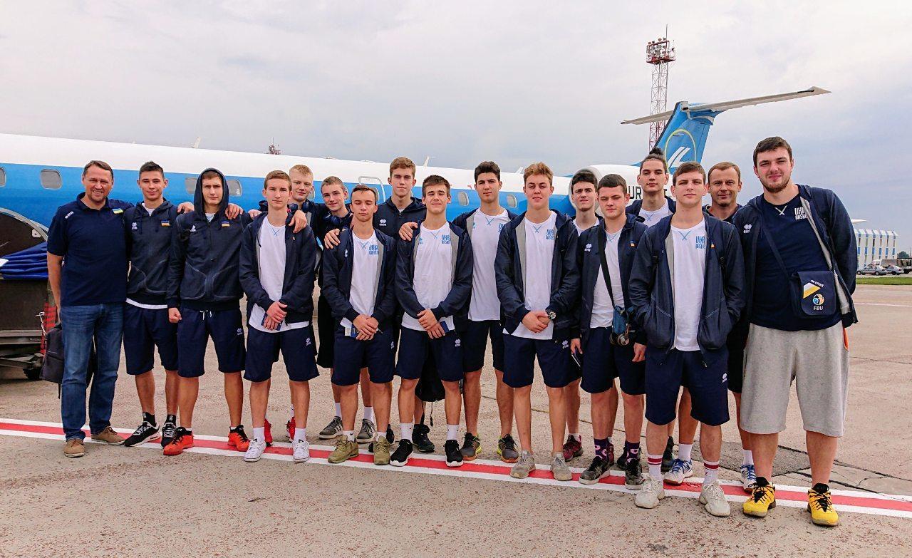Кадетська збірна U-16 зіграє на турнірі в Болгарії