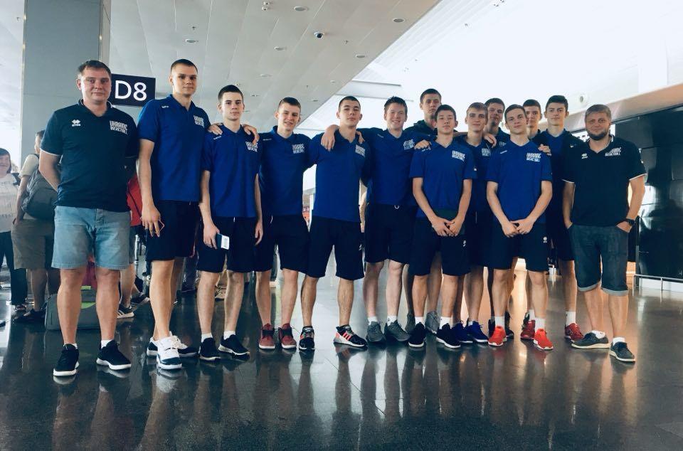 Чоловіча юніорська збірна зіграє в Австрії