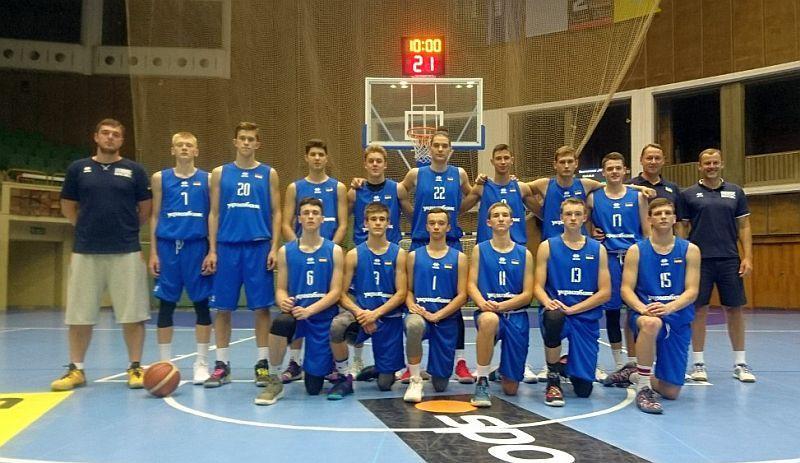 Кадетська збірна U-16 перемогла у першому матчі в Болгарії