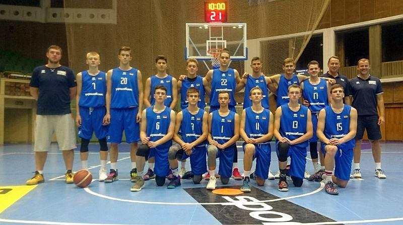 Збірна України U-16 вдруге перемогла в Болгарії