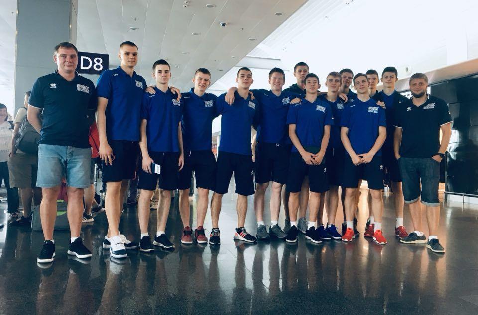 Юніорська збірна України U-18 перемогла команду Австрії
