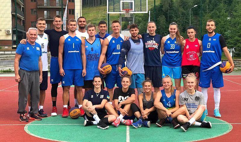 Збірні України готуються до Ліги націй U-23