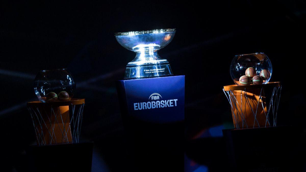 Україна в третьому кошику на жеребкуванні відбору ЄвроБаскета-2021