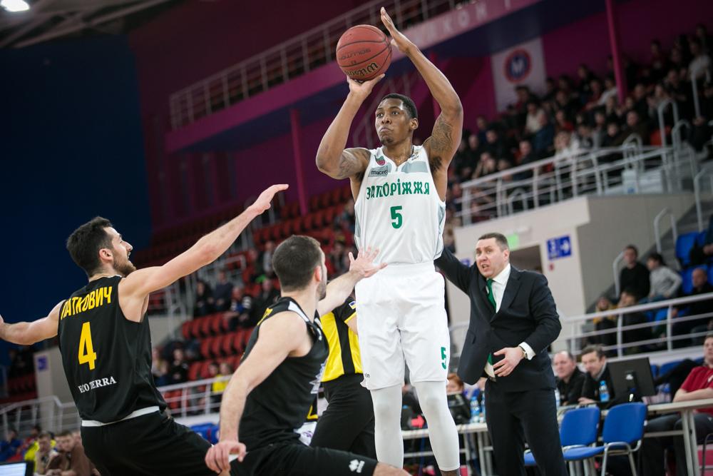 Кіндал Хілл став гравцем Київ-Баскета