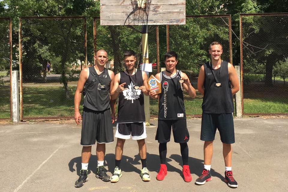 У Києві зіграно етап чемпіонату України УСЛ 3х3