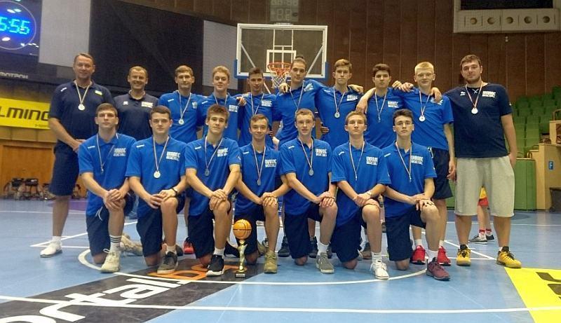 Збірна України U-16 зіграє в Києві контрольні поєдинки