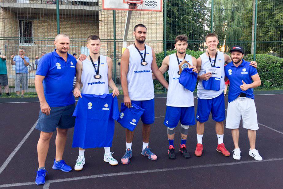 У Вишневому відбувся етап чемпіонату України УСЛ 3х3