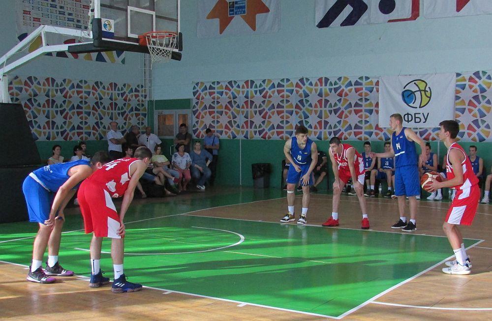 Чоловіча збірна України U-16 обіграла Грузію у контрольному поєдинку