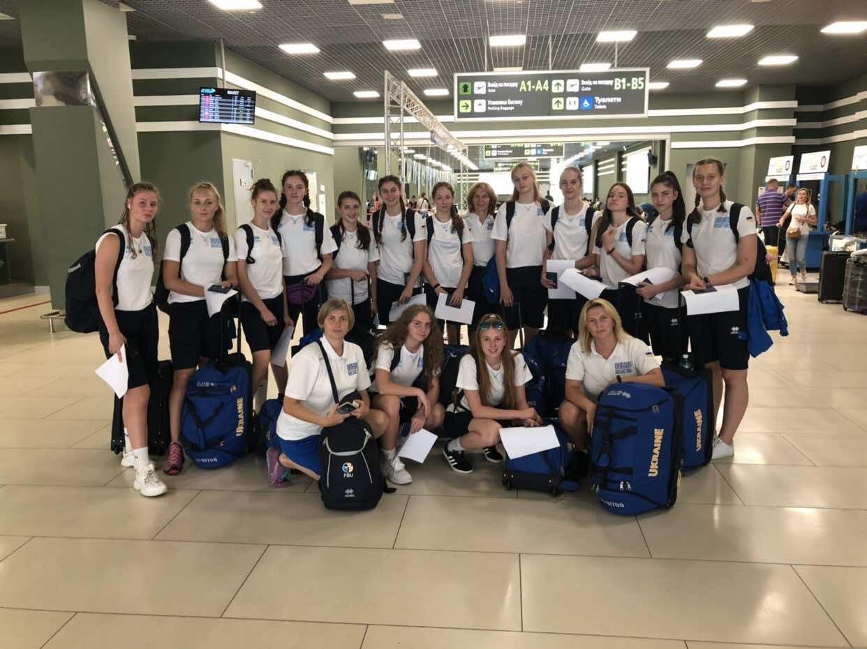Жіноча збірна України U-16: ігрова сесія у Білорусі