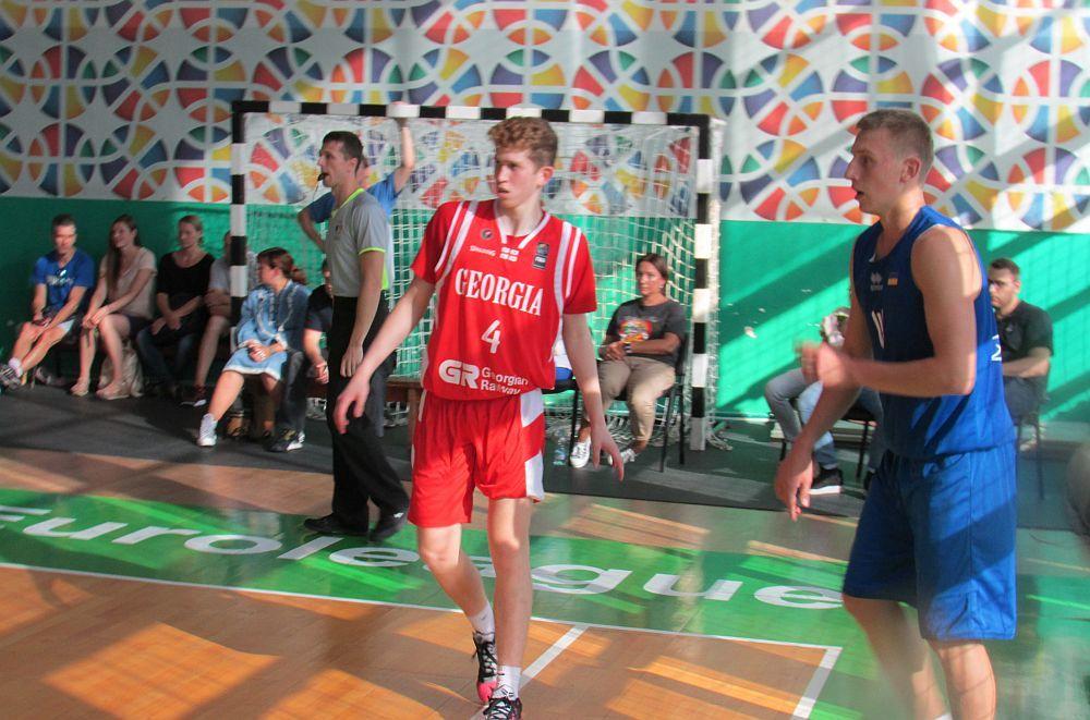 Збірна України U-16 вдруге обіграла Грузію