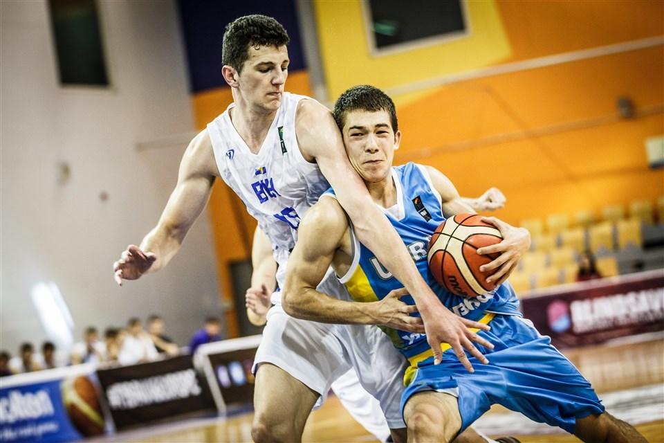 Українця названо серед топ-5 надій ЄвроБаскета U-18