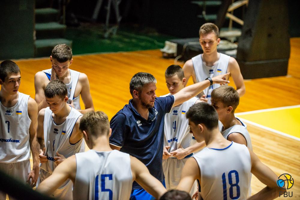 Збірна України U-18 на чемпіонаті Європи: розклад матчів та система змагань